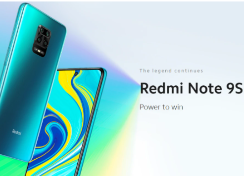 Xiaomi Redmi Note 9S 6/128GB Global